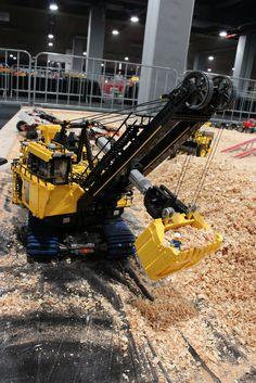 Flickr Lego Track, Best Lego Sets, Lego Machines, Lego Ship, Lego Boards, Lego Construction, Cool Lego Creations, Lego Models, Lego Projects