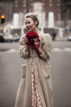 Ulyana Sergeenko, Milan Fashion Week 2013, Designer