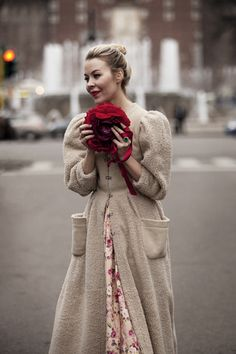 Muses - Ulyana Sergeenko on Pinterest | Street styles, Baba Yaga and ...