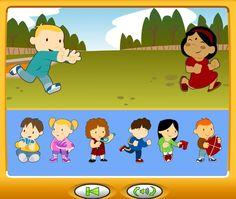 """Los """"Juegos"""" educativos, de Volteretas S.M., complementan el material didáctico del proyecto de 2º Ciclo de Educación Infantil."""