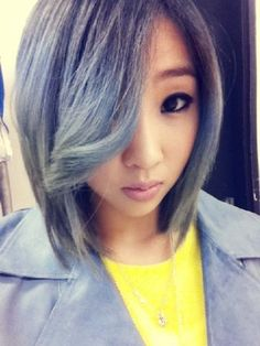 "Minzy of 2NE1 releases ""Freestyle Dance"" clip #allkpop #2NE1 LOVE HER HAIR!!!"