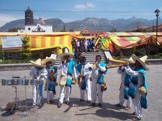 Paisaje de Hidalgo