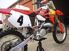 1996 CR250 McGrath Replica Rebuild - Old School Moto - Motocross Forums / Message Boards - Vital MX
