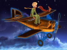 The Little Prince Movie, Little Prince Party, The Petit Prince, Regal Academy, Graffiti Wall Art, Dream Images, Come Fly With Me, The Golden Years, Animation