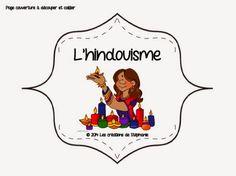 Les créations de Stéphanie: Lapbook : L'hindouisme