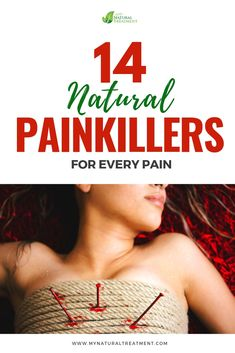 Discover the simplest and yet effective 14 Natural Painkillers for Every Pain. You can DIY herbal pain reliefs and ditch pills. Remedies For Tooth Ache, Back Pain Remedies, Sciatica Relief, Natural Treatments, Natural Remedies, Neck And Back Pain, Natural Pain Relief, Nerve Pain, Muscle Pain