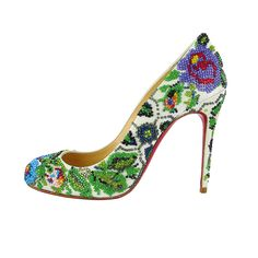 Green Pebbles A Passion for Luxury Fashion and Watches: LOUBOUTIN VALENTINES DAY SELECTION!
