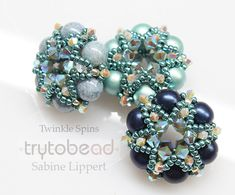 trytobead | Twinkle Spins, Anleitung