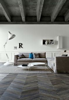 Italian Ceramic Granite Floor Tiles From Cerdomus Imitating Wood - Modern hardwood floors
