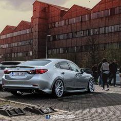 by robbyserneels Mazda 6 2017, Mazda 3 Sedan, Mazda Cars, Car Goals, Car Wheels, Honda Accord, My Ride, Hot Cars, Cars