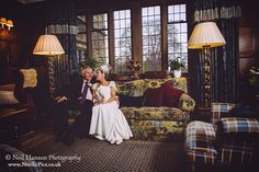A Cotswold Wedding at Buckland Manor Drawing Room, Acre, Countryside, Weddings, Lounge, Parlour, Mornings, Mariage, Wedding