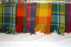 getting ready for the weaving exhibition, November 12th Hindon Wiltshire,UK