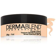 Dermablend Cover Creme SPF 30 - Chroma 1-1/4 Almond Beige - DermStore