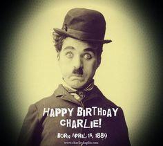 Happy 124 Sir Chaplin