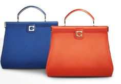 blue Gherardini bag