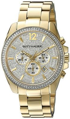 Wittnauer Mens WN3051 22mm Stainless Steel Gold Watch Bracelet https://www.carrywatches.com/product/wittnauer-mens-wn3051-22mm-stainless-steel-gold-watch-bracelet/  #chronographwatch #men #menswatches #wittnauer-#wittnauerwatches - More Wittnauwer mens watches at https://www.carrywatches.com/shop/wrist-watches-men/wittnauwer-watches-for-men/