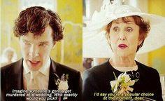 Mrs. Hudson: always the best