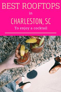 best rooftops in charleston