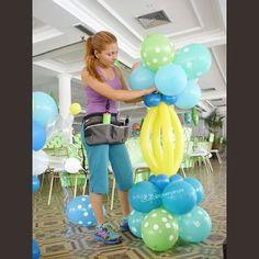 Preparando la decoración para el baby shower de Fabio Augusto :) #bautizo #balloons #babyshower #bebe #nacimiento #fiestas #fiesta #decoración #globos #arreglos #arreglo #amor #pompones #abanicos #pompon #abanico #love #teamo #cumpleaños #columnadeglobos #columnballoons #aniversario #tortadepañales #primeracomunion #novia #boda #15años #decoracionhabitacion #decoracionconglobos #bienvenida