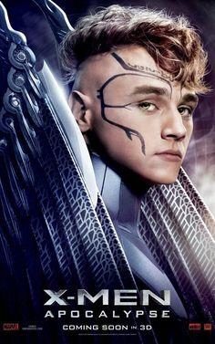 Archangel || X-Men: Apocalypse character poster