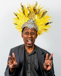 No Monday blues here - today we're popping up at @trinityleeds Trinity Kitchen with our pop-up @leedswestindiancarnival booth! Take the lead from Carnival founder Arthur France and get practising your carnival pose right away! @bettylawless @lacoolg @r4ge_73 @susanpitter #hughboncondor @melissasimonhartman #leedscarnival #leedscarnival50 #imcarnivalhappy #leedsart #carnivalarts #caribbeancarnival #leedsinspired #leeds #pin
