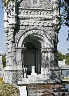 Eternal Homes In New Orleans 39 Historic Cemeteries The Tombs Echo Trends