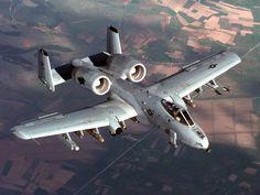A-10 Warthog--The Tank Killer