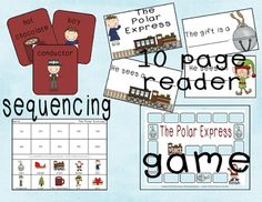 sequencing cards, 10