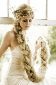15 Breathtaking Cosplay Inspired Hairstyles for Young Women Hey, my dear readers. I'm sure you're not strange with the words Cosplay. Do you like cosplay? Wedding Hairstyles For Long Hair, Cool Hairstyles, Coiffure Hair, Aura Colors, Long Braids, Good Hair Day, Hair Growth, Her Hair, Hair Inspiration