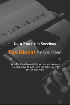 With the Global Associates by your side, you can almost always be sure to hit the Bull's Eye with our list of services