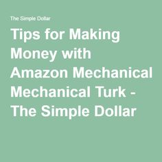 Visit us to get more interesting information! Make Money On Amazon, How To Make Money, Amazon Mechanical Turk, Amazon Fba Business, Interesting Information, Find People, Free Training, How To Get Rich, Blog Tips