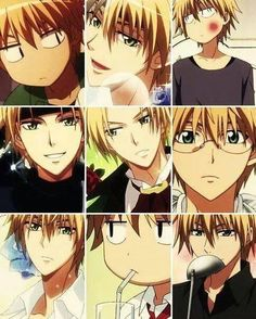 Kaichou Wa Maid-Sama (Usui) Why do I have a feeling it's spelt wrong? Did I spell it wrong? Yes, no, maybe so? Sorry rant over...........