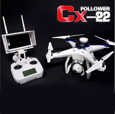 Cheap helicopter dauphin, Buy Quality helicopter charm directly from China helicopter amazing Suppliers: Professional Quadcopter 6 Axis FPV RC Helicopter Drone In Dual GPS Track With HD Camera VS TALI Remote Control Toys, Radio Control, Spy Kids, Box Camera, Rc Hobbies, High Tech Gadgets, Rc Helicopter, Lcd Monitor, Save Life