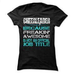 Cheerleader Girls T Shirt, Hoodie, Sweatshirts - custom tee shirts #tee #Tshirt