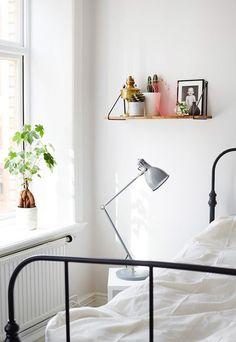 serenity | white bedroom details | www.bemz.com