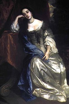 Barbara Palmer (Villiers), 1st Duchess of Cleveland by Sir Peter Lely