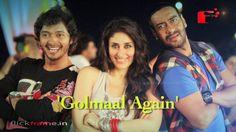 Ajay Devgn and Rohit Shetty announce 'Golmaal Again'