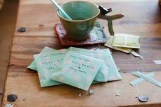 Dear Stranger, Tea for a day: Hello Dear Stranger