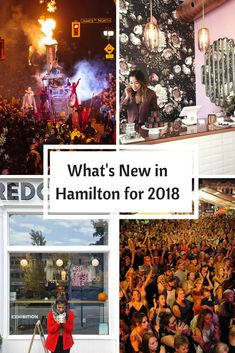 What's New in Hamilton: From milestone anniversaries to delicious new dining, reasons why 2018 is going to be an epic year! Hamilton Ontario Canada, Stuff To Do, Things To Do, Tourism Website, Alexander Hamilton, Countries Of The World, Whats New, Vacation Destinations, Niagara Falls