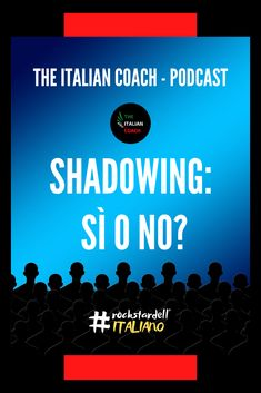 Lo shadowing è una tecnica sempre più usata e consigliata nel mondo dell'apprendimento delle lingue. Ma è utile? In questo episodio ti dico il mio punto di vista. Language Study, Learning Italian, Study Inspiration, Teaching Tips, Advice, Motivation, Learn Italian Language, Daily Motivation, Determination