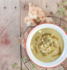 Vrouekeur | Baby marrow soup