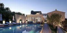 La Bastide de Pifourchier, an architectural project by Brengues Le Pavec Architectes.