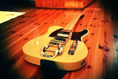 Finished 'Project Telecaster' by Cormac Phelan, via Flickr