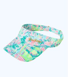 66d7cd85d82 lilly it s a match perfect match visor. Lilly Pulitzer
