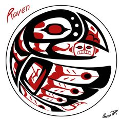Native American symbol for Libra is the Raven