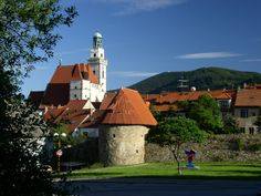 Prachatice (South Bohemia), Czechia #town #czechia