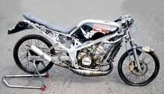 23 Best Modifikasi Motor Drag Jupiter Z Images Motorcycles Motors