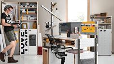 Construir muebles únicos con Vox Muebles lo puedes lograr.