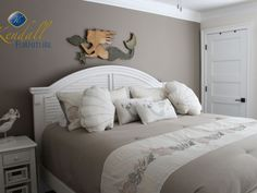 Bright Coastal Bedroom Designed By Kendall Furniture!