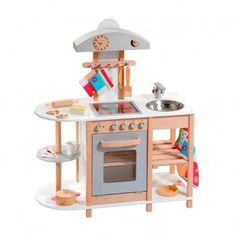 Deluxe Spielküche aus Holz Howa